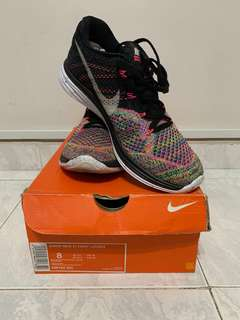 01613ac2bf28 Brand new Women Shoe Nike Flyknit Lunar 3 Limited Edition Paddlepop