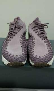 🚚 NIKE FOOTSCAPE WOVEN 紫色 編織 粉紫 芋頭 女鞋