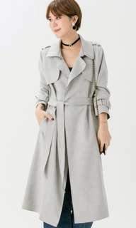 Trendy coat