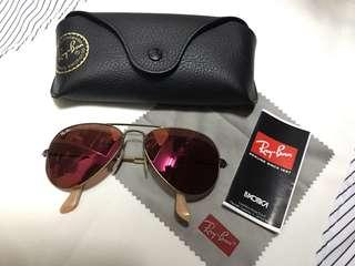 Price DROPPED!! Ray Ban 太陽眼鏡 Sunglasses 💯 New & Real