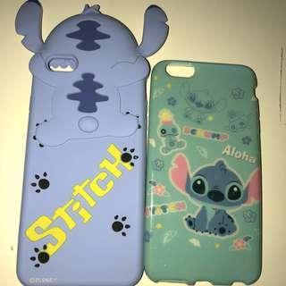 Iphone 6+ Stitch Casings