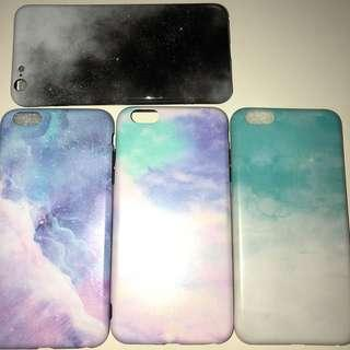 Iphone 6+ marble casing