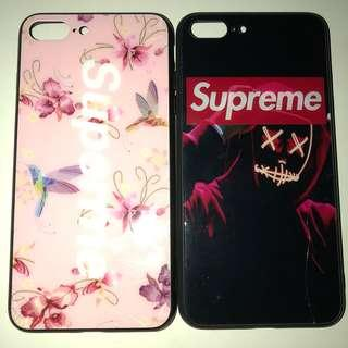 iphone 8+ supreme casing