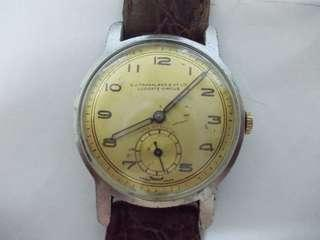 Vintage EJ Frankland and Co watch by BWC