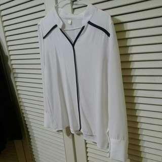 🚚 【售/換】⏰全面出清⏰白色襯衫#可換物#半價衣服拍賣會