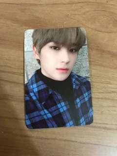 The Boyz Hyunjae The Only Official Photocard