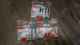 Lego 40311 40312 40313 xtra