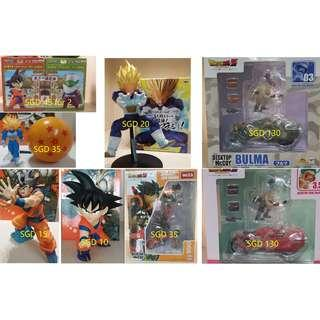Dragonball Goku, Vegeta, Bulma, Piccolo, Trunks  Dragonball deskstop  2.5  3  3.5