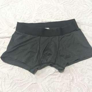 AIRism men's boxer shorts - dark grey #new99