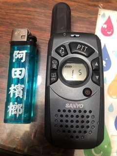 無線電Sanyo clt130