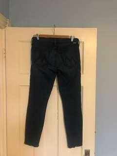 Women's size 28 Mother jeans