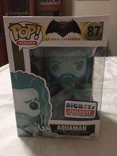 Aquaman funko pop bigboys exclusive