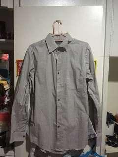 Uniqlo long sleeved shirt