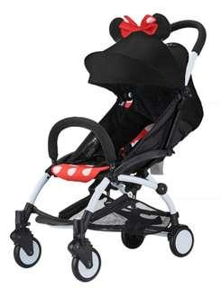 Brand new Minnie Mouse Compact Stroller