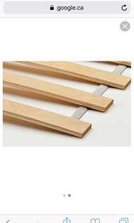 IKEA Twin Bed Slates