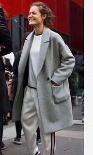 女裝羊毛大褸