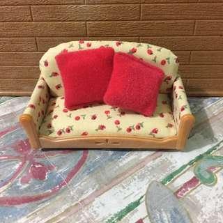 Sylvanian Families Couch set