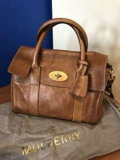 Mulberry Mini Bayswater with Strap