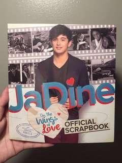 Jadine Official Scrapbook