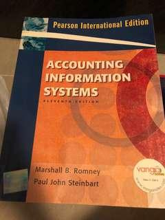 Accounting information systems 11th edition pearson