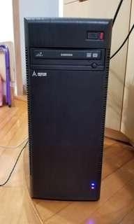 AMD 4核文書遊戲電腦(只限4月前黃竹坑交收)