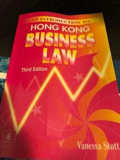 Business law 3rd edition Introduction HK