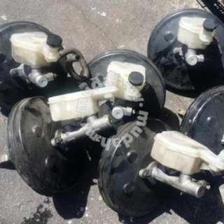 Nissan Latio Master Brake Pump Used Parts