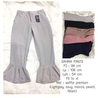 Sahima pants