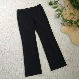 RW&Co dress pants black sz 8