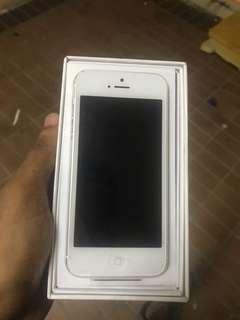 Iphone 5 IcloudLock