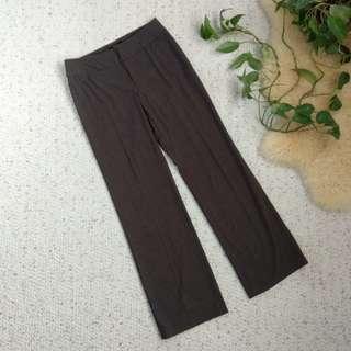 RW&Co brown dress pants size 6