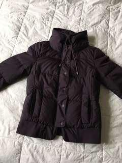 Juicy Couture Purple Fall/Winter Jacket