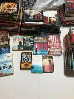 1d. Cheap crime thriller suspense  mystery  murder discover learn English romance