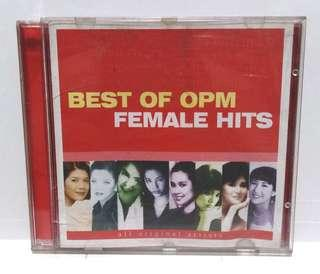 Best Of Opm - female hits
