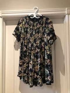 Aritzia Wilfred Sonore dress size xs