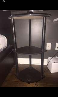 Corner TV Stand / Shelf