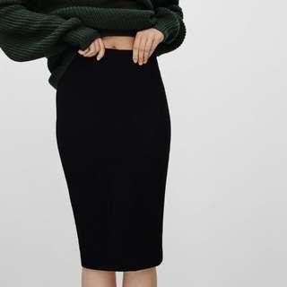 WILFRed PENCIL SKIRT XS