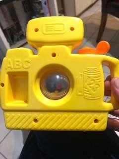 Play school Pretend Camera
