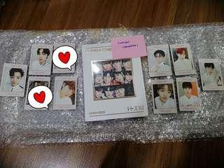 Wanna One Undivided Album ONLY + Art Book Photocard 1 Pick