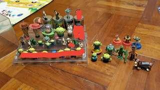 珍藏Toy Story 扭蛋(自行出價)
