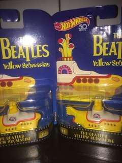 Yellow Submarine 50th colection