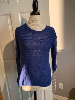 H&M long sleeve (see through)