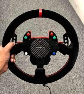 🚚 SIMFAI Custom Sim Wheel for Logitech G25, G27, G29, G920 & Thrustmaster TGT TS-XW and rest