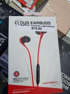 Hyoerx cloud headphones