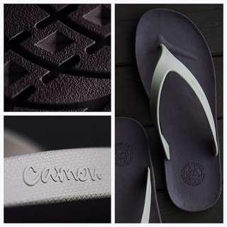 CAMOU Flipflops Coffee Sandal Jepit Pria Casual Original