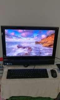 二手Acer Gateway ZX6810 23吋All-in-One多點觸控一體機電腦