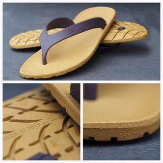 CAMOU Flipflops Yellow Sandal Jepit Pria Casual/Sandal Pantai