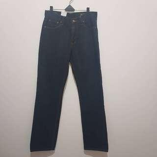 NEGO DP Jeans Company Straight Cut Size 32 D-501 PRIA