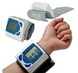 CNY Special Gift - Digital Wrist Blood Pressure Monitor & Heart Beat Meter