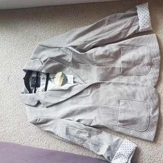 Light Grey Blazer